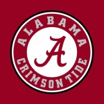 Alabama Football Logo