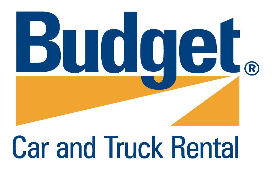 Budget The Year Old Car Rental Company Has Cleaned Its Logo