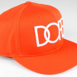 Caps Accessories Dope Couture Logo Snapback Cap