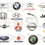 Car Logos Workshops Used Yards