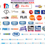 Com Post American Television Logos The Complete Collection