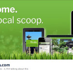 Facebook Cover Trulia Real Estate Layout