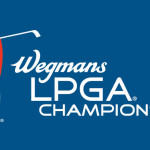 Four Color Wegmans Lpga Championship Logo Over Dark