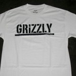 Grizzly Griptape Grip Logo Shirt Sku Tshirt Pictures