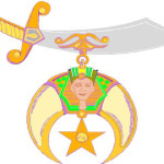 Main Shriners Shrine Logo