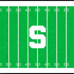 Michigan State Spartans Field Image