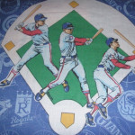 Mlb Logo Baseball Team Names Vintage Pillowcase
