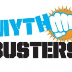 Mythbusters Logo Bolted English