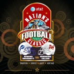 Nation Football Classic Howard University And Morehouse College