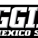 New Mexico State Aggies Wordmark Logo