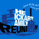Pickart Reunion Shirt Logo
