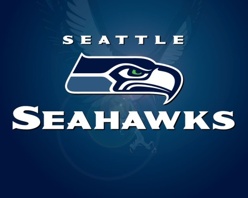 Seattle Seahawks Name And Logo