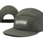 Supreme Box Logo Snapback Hats Panel Caps