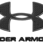Under Armour Embroidery Design Logo Sizes Single Designs