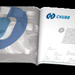 Utc Booklet Chubb Logo Design