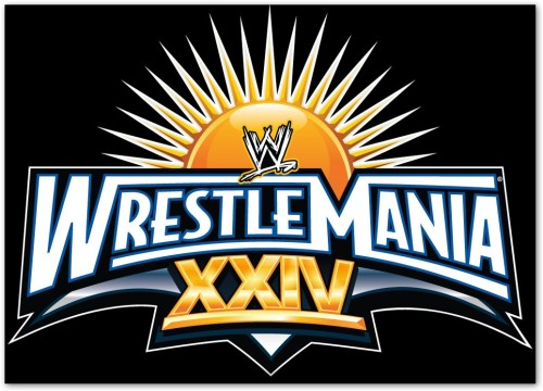 Wrestlemania Logo