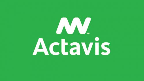 Actavis Becomes Official Central Sponsor