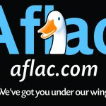 Aflac Logo Sheet Text Used Carl Edward Car