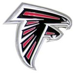 Atlanta Falcons Nfl Logo Belt Buckle