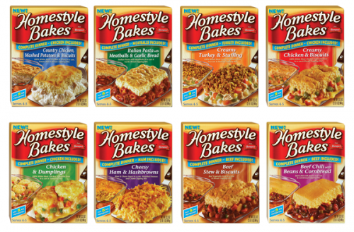 Client Conagra Foods Spot For Home Style Bakes
