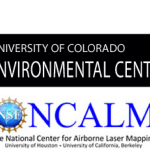 Colorado Boulder Lidar Survey The Campus Part