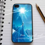 Disney Frozen Cover Movie And Logo Apple For Iphone Covertartz