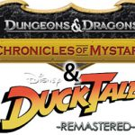Dungeons And Dragons Duck Tales Logo