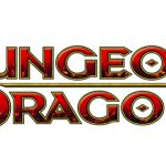 Dungeons And Dragons Logo White Wide