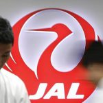 Employees Japan Airlines Jal Work Front The Company Logo