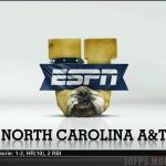 Espnu Logo Update North Carolina