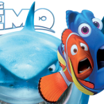 Finding Nemo Movie Image Logo And Character