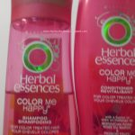 Herbal Essences Color Happy Shampoo Conditioner Review