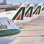 Identity For Alitalia Designed Landor Associates This Was