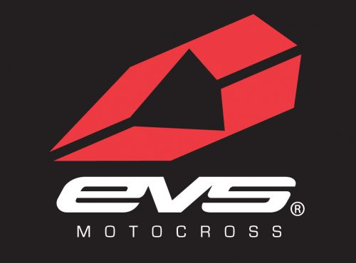 Introducing The Pro Hybrid Molded Knee Brace Evs Motocross Logo