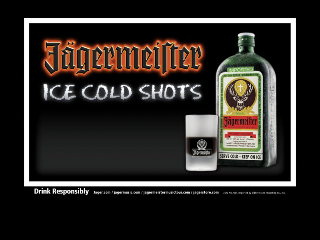 Jagermeister And All Its Glory