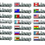 Jeep Foreign Car Logos