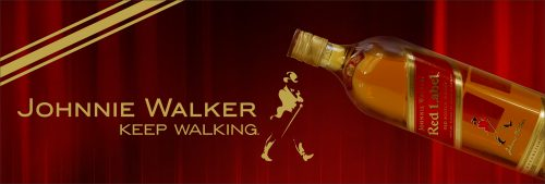 Johnny Walker Keep Walking Logo Johnnie