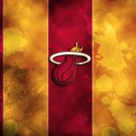 Miami Heat Logo Iphone