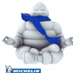 Michelin Man Logo Lotus Position