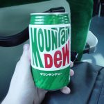 Mountain Dew Japan They Still Use The Old Style Pre Extreme Logo