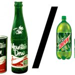 Mountain Dew Old New