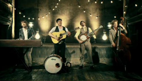 Mumford And Sons Little Lion Man Music Video