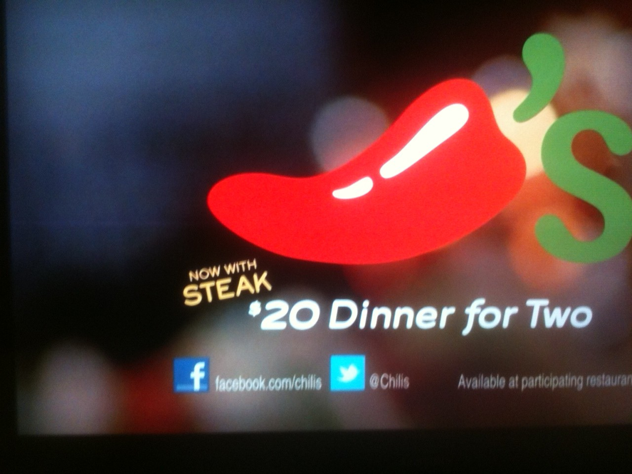 New Chilis Logo Todo Bwir