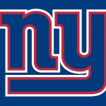 Nfl New York Giants Blue Logo