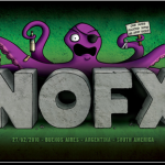 Nofx California Usa Was Playing The Lets Fest And Get