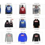 Obey Box Logo Pullover Font Hoodie Pull