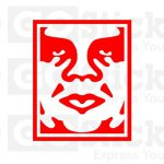Obey Logo Decal Sticker Pictures Picture