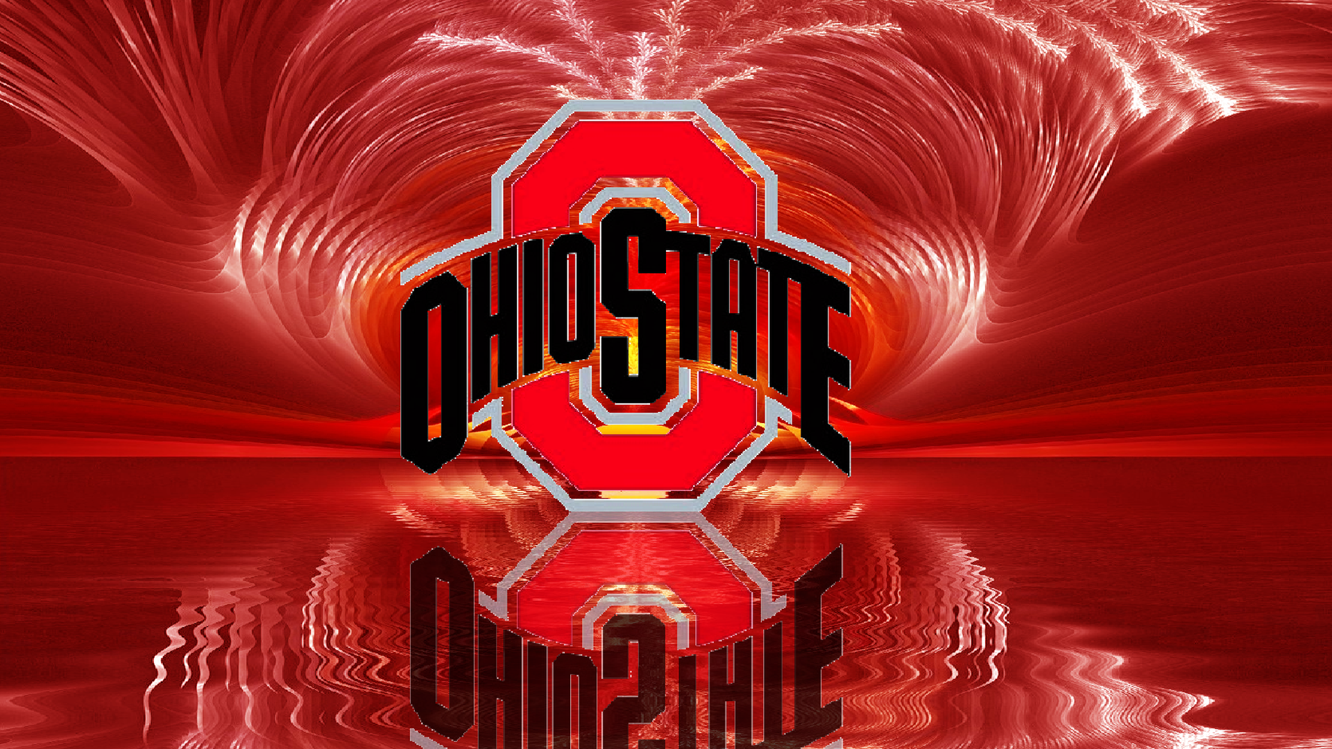 Ohio State Buckeyes Athletic Logo