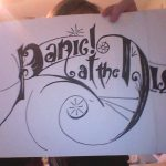 Panic The Disco Logo Lexxspangler Designs Interfaces Logos