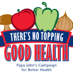 Papa John Campaign For Better Health